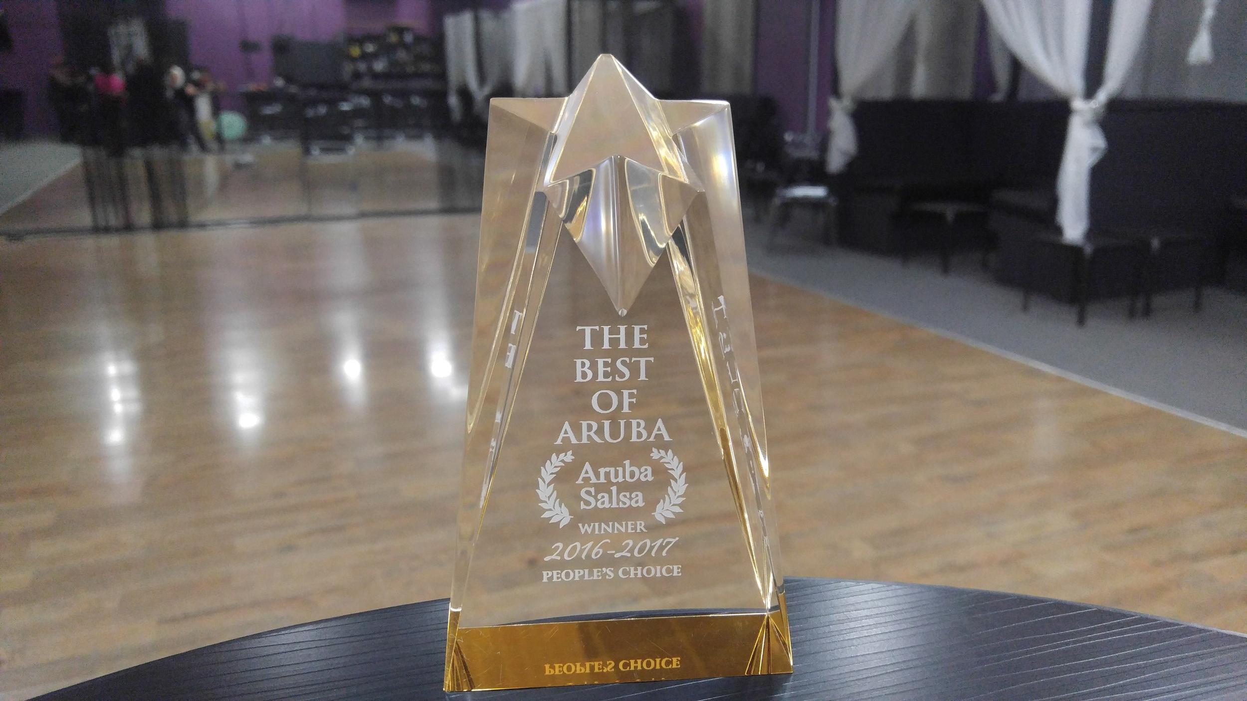 Learn to dance with the best of Aruba: ArubaSalsa Dance Company!