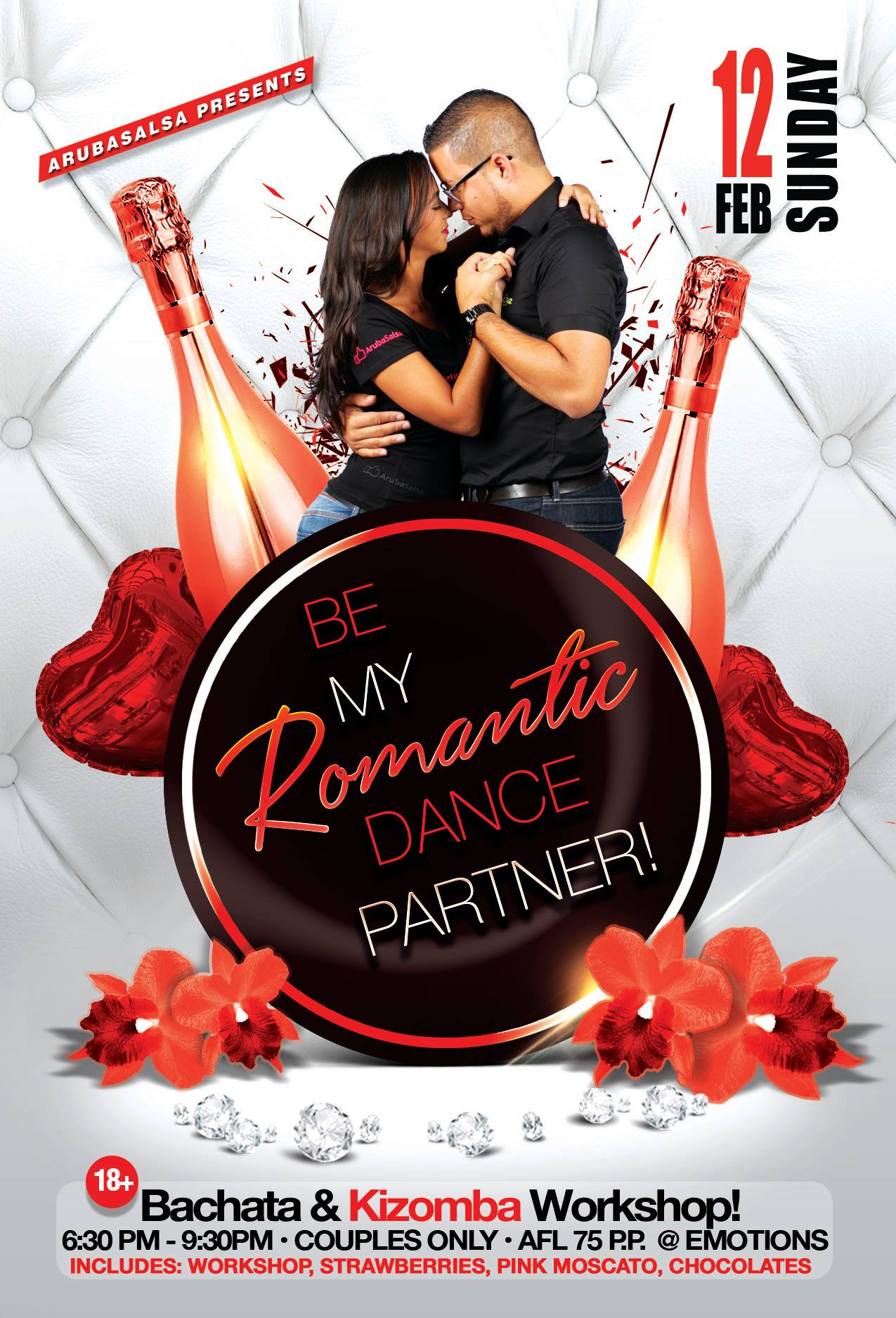Romantic Dance Partner