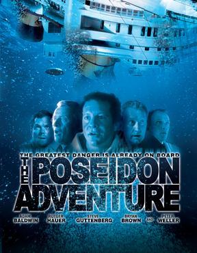 THE POSEIDON ADVENTURE   NBC mini-series, Action Adventure