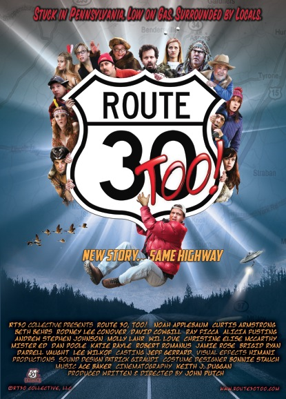 Route 30, Too! (Sci-Fi Comedy)