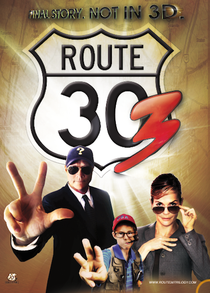 Route 30 Three! (Comedy)