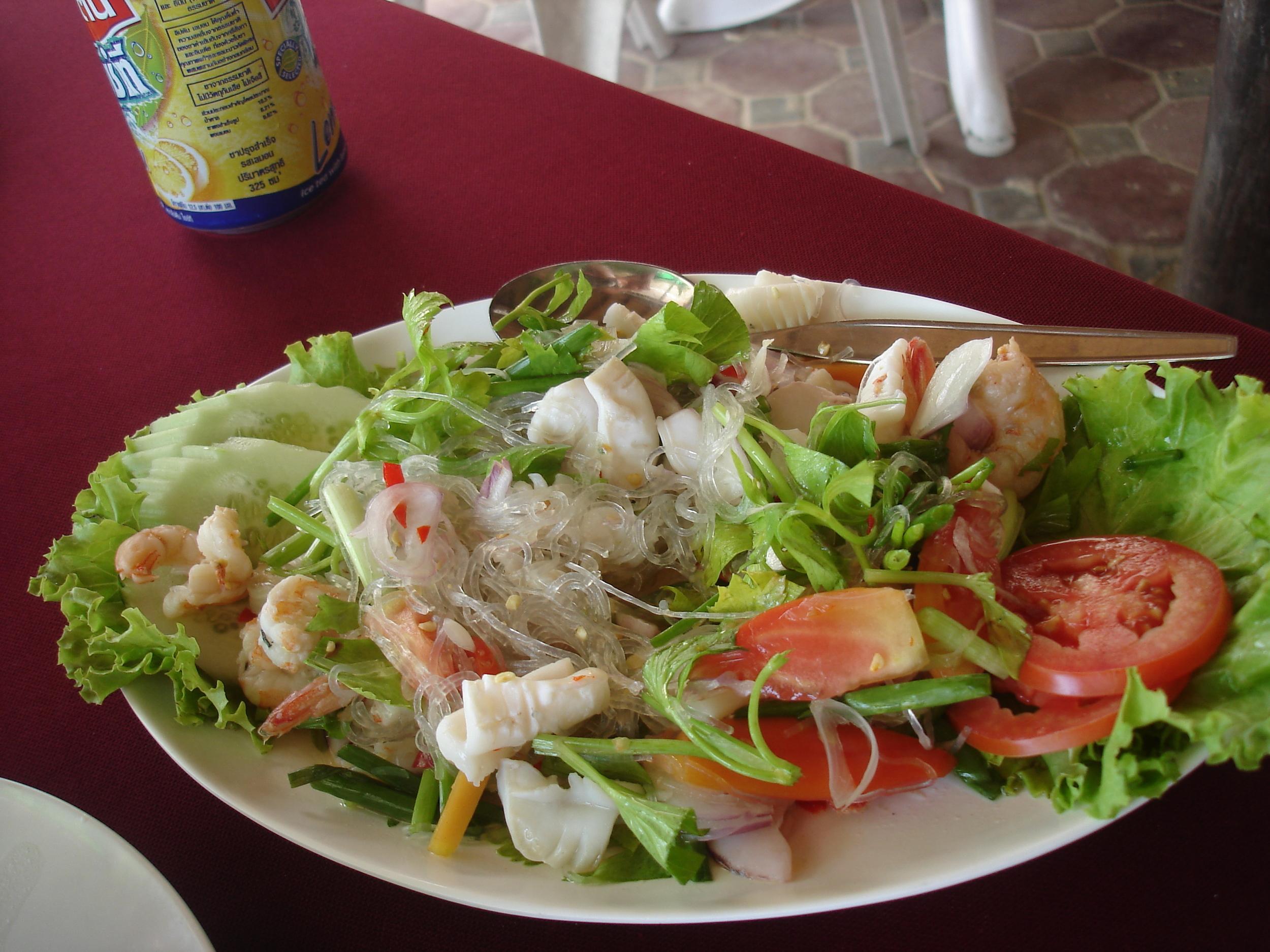 Tom Woon Sen in Phuket, Thailand