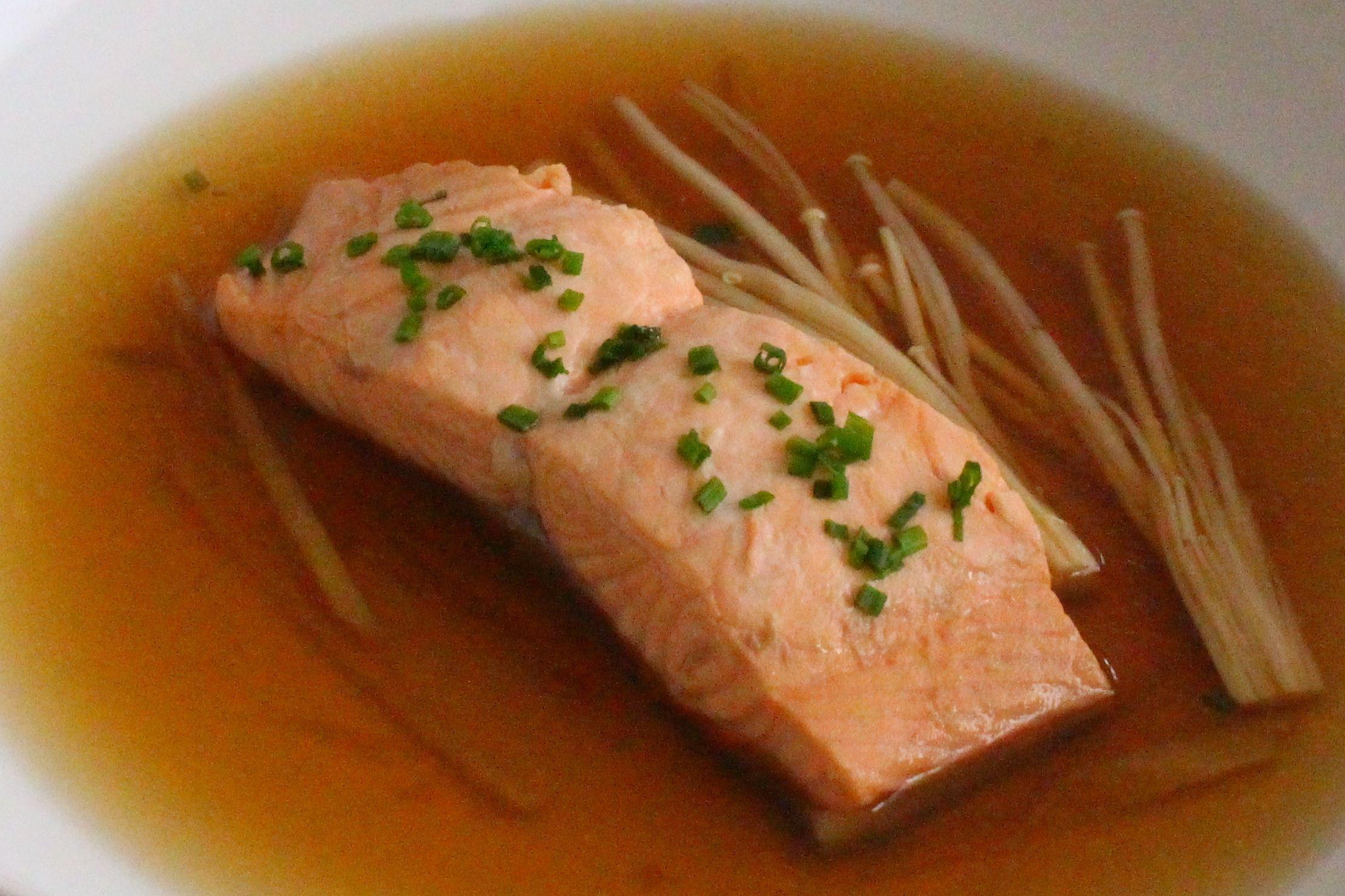 Dashi evokes an underwater quality that matches its subtle briny taste