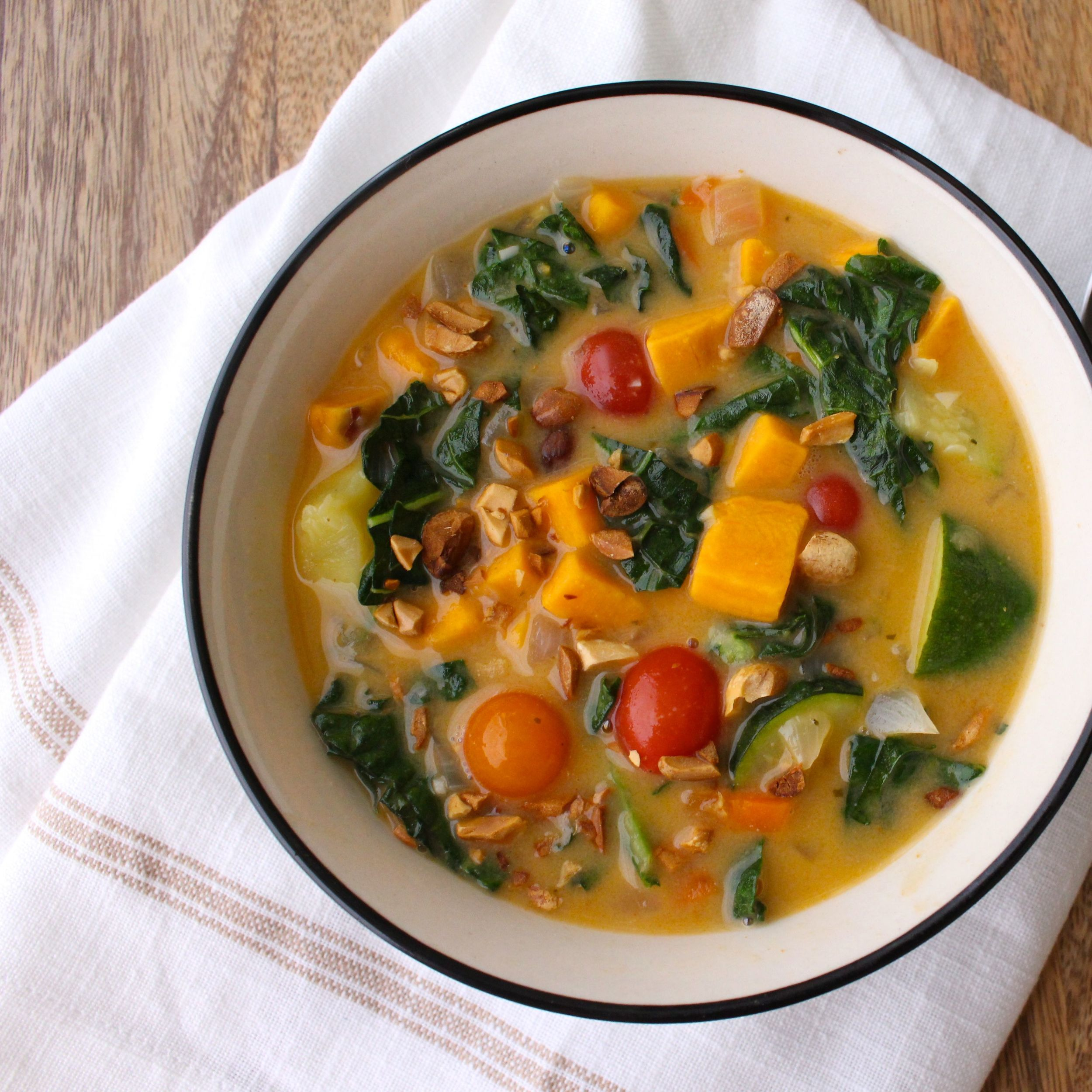 Healthy, hearty and super delicious