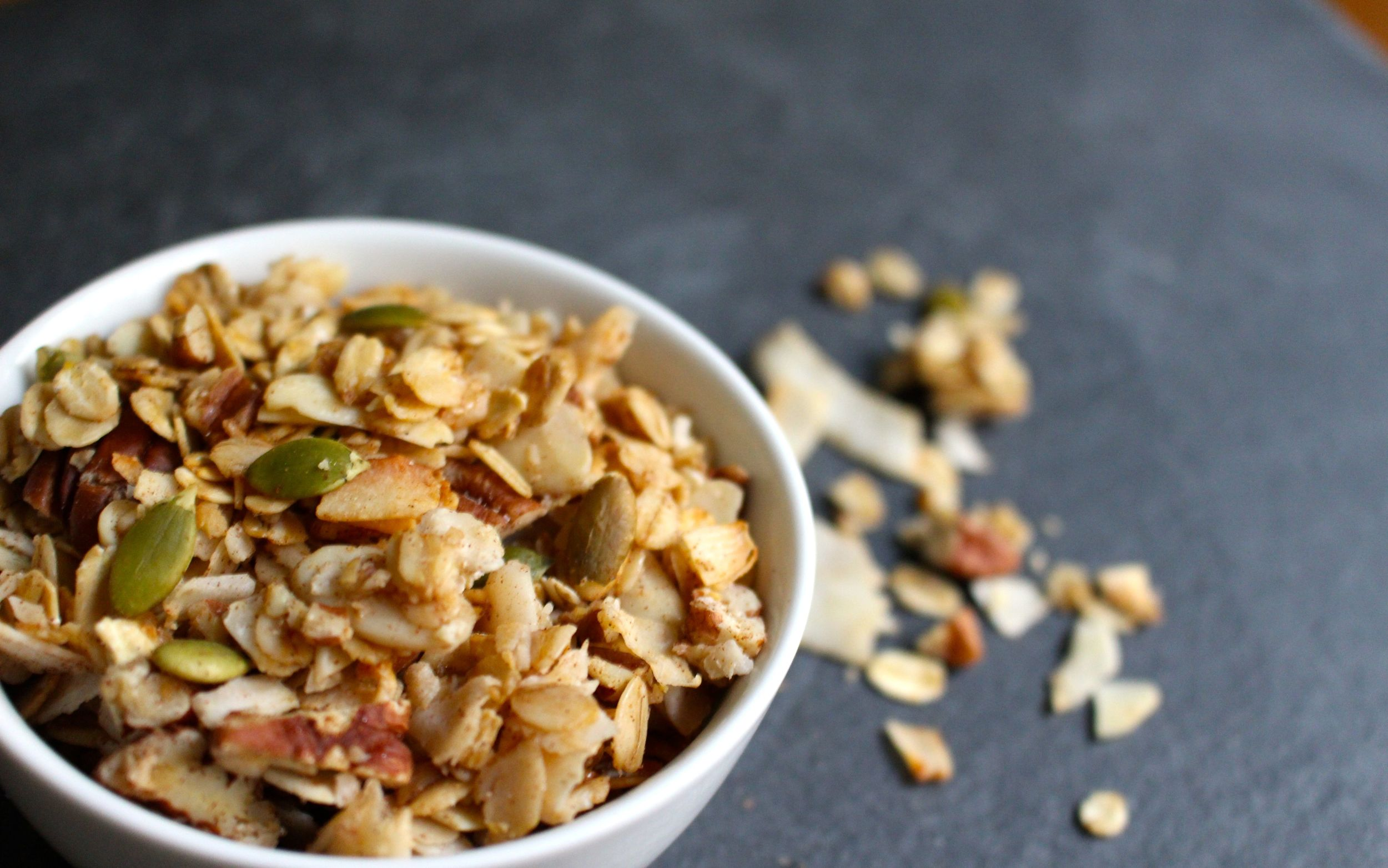spicy-maple-pepita-granola