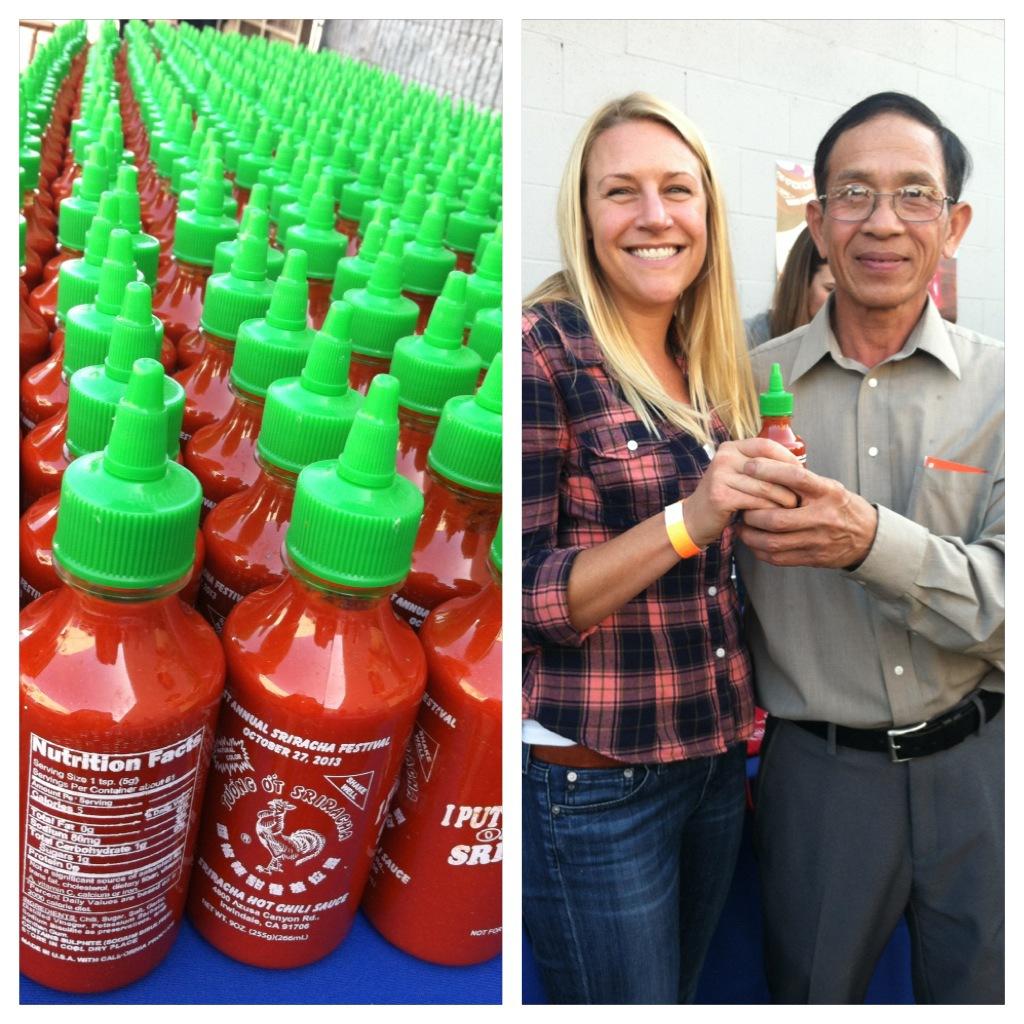 David Tran of Sriracha Fame