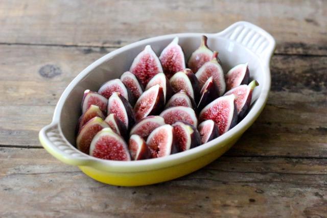 Chez Panisse Roasted Figs
