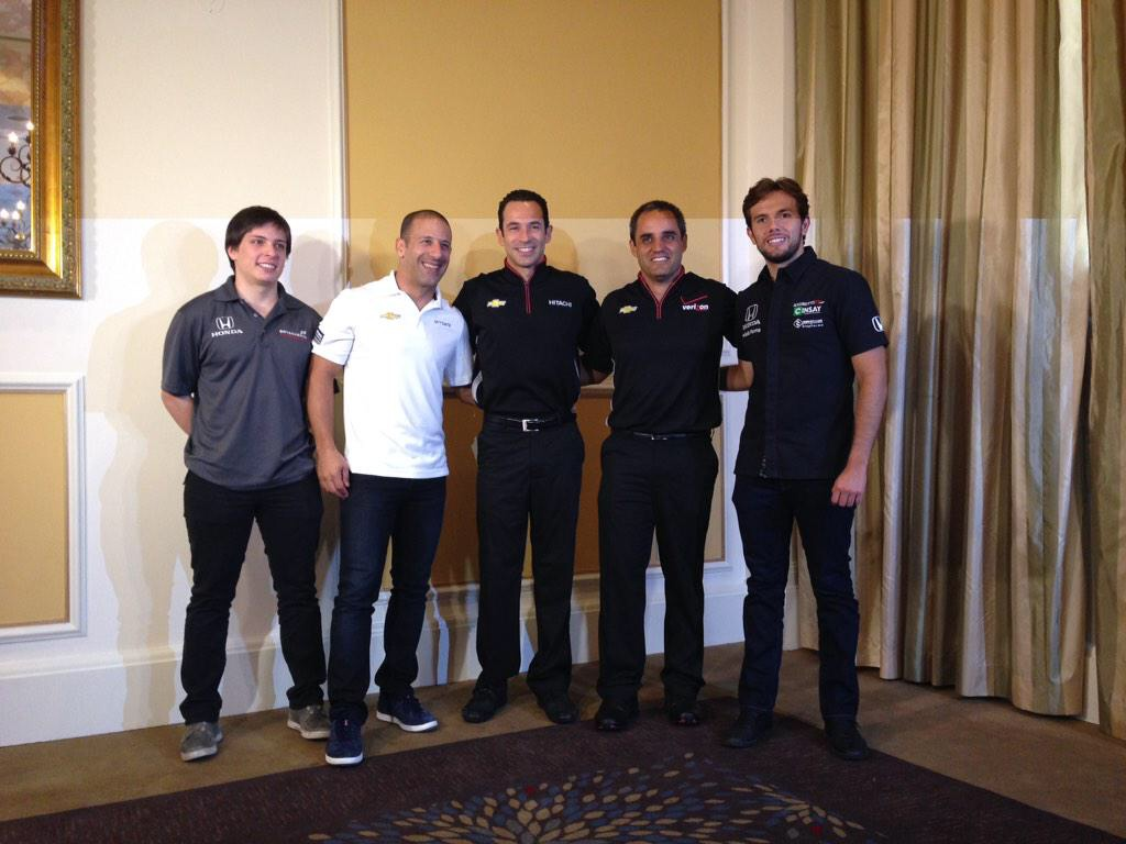 Onsite IndyCar Miami Media Event