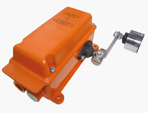 Safe-T-Limit (PBT/PC): Heavy Duty Limit Switches.