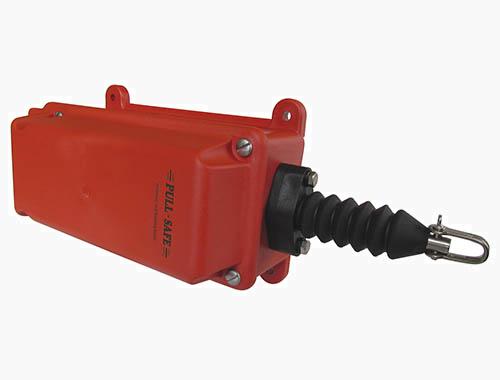 Pull-Safe (Reset Otomatis): Lanyard/Saklar Tarik.