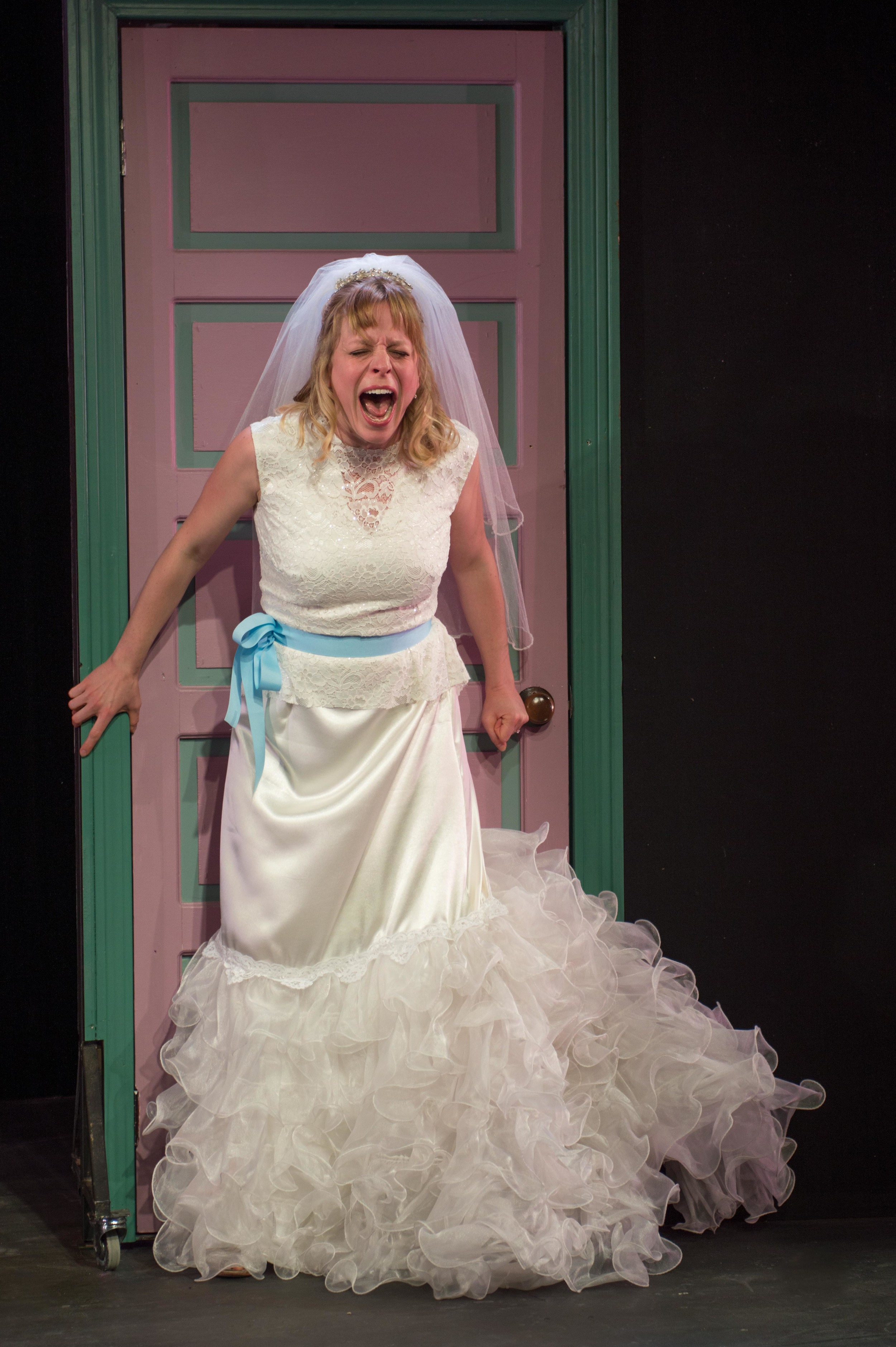 Charlie in Wedding Belles