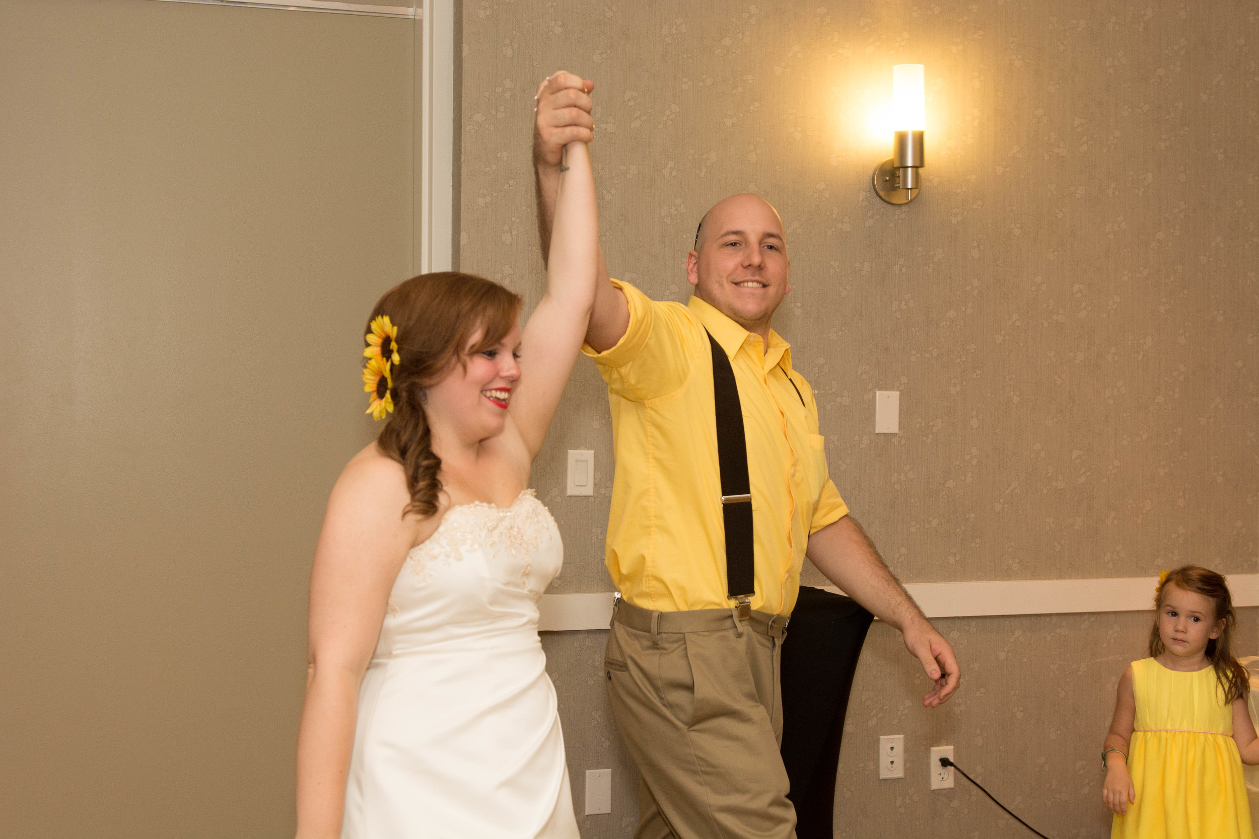 stephanie and mark embassy suite hotel troy