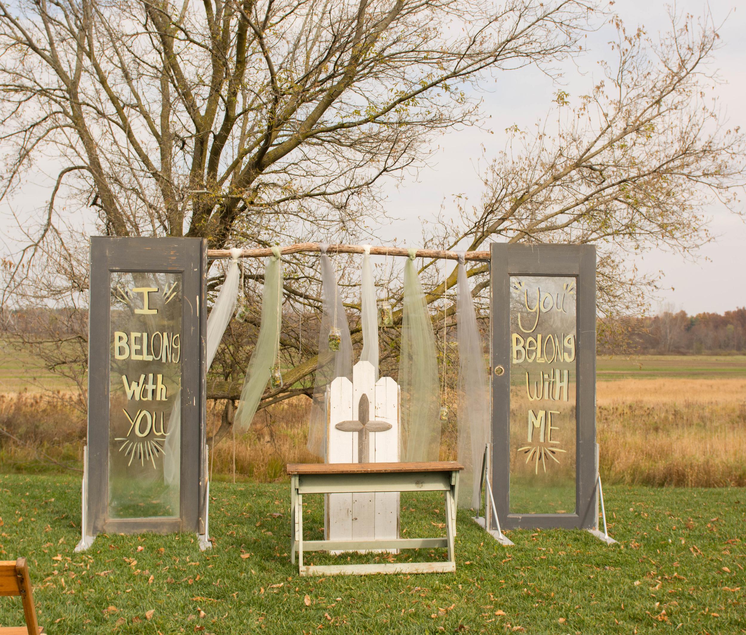 Milestone Barn Mid Michigan Wedding Photographer