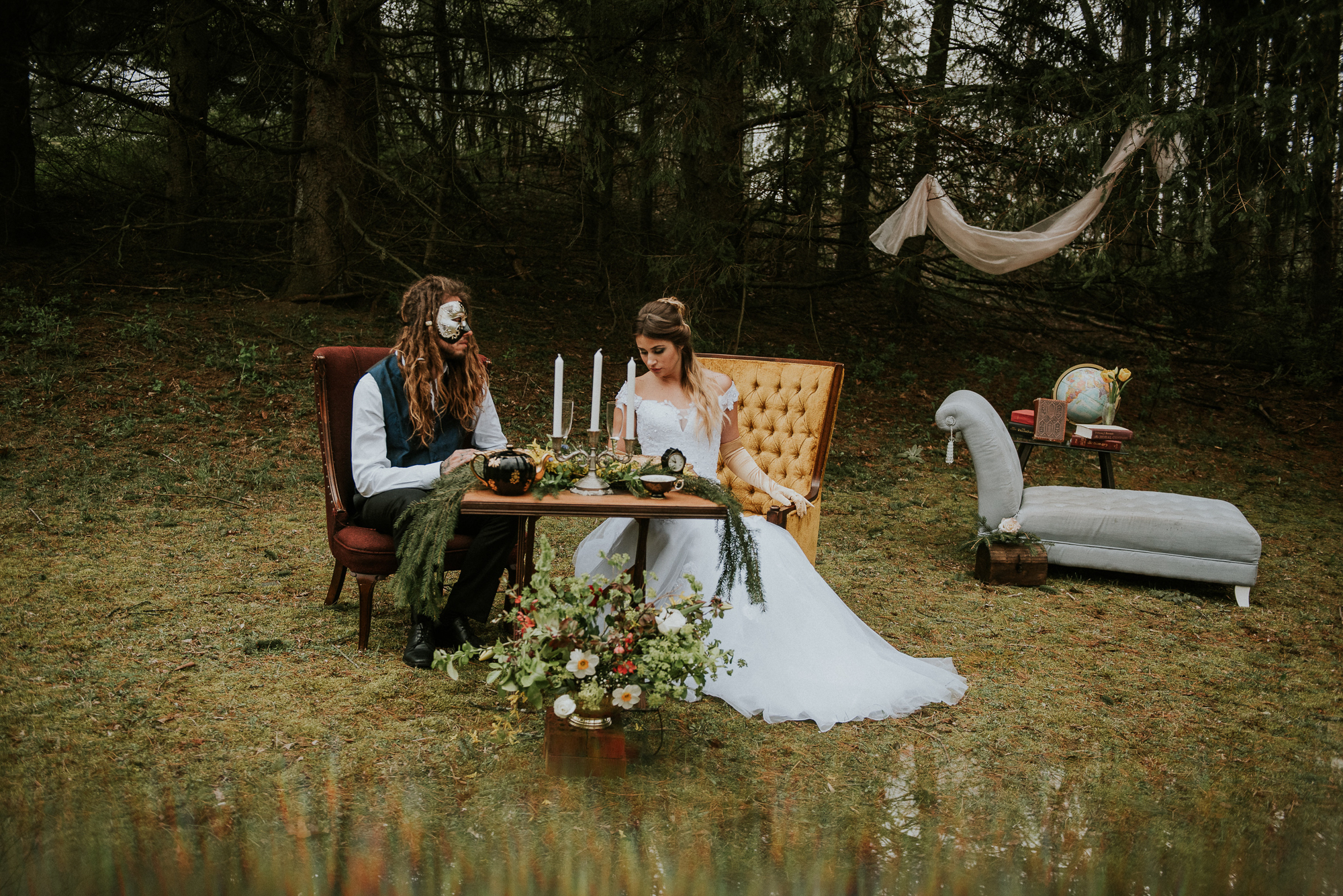 Beauty And The Beast Themed Wedding.Beauty And The Beast Inspired Bridal Shoot Miss Lyss