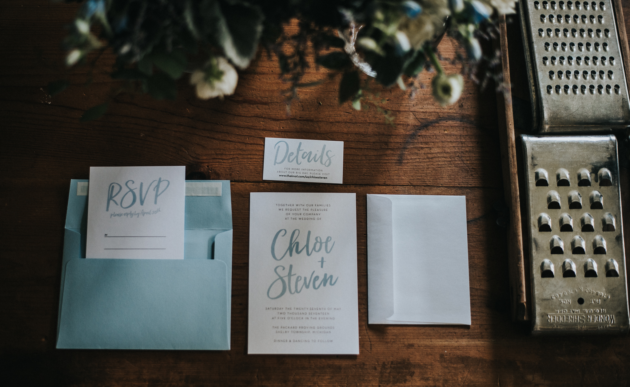 Chloe and Steven Packard Proving Grounds Wedding — Miss Lyss