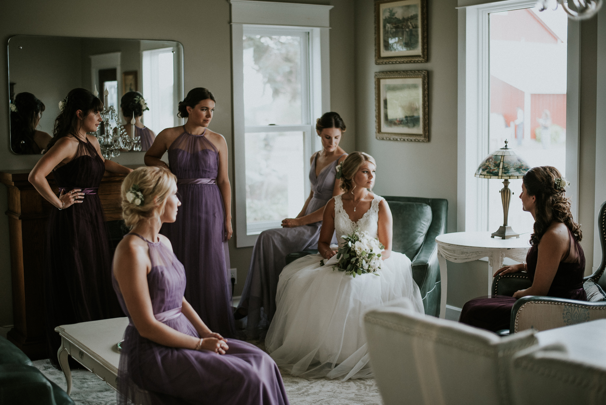 Vintage Michigan Wedding | Miss Lyss Photography | www.misslyssphotography.com