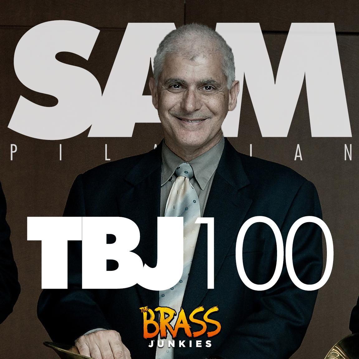 TBJ100: The legendary Sam Pilafian — Pedal Note Media