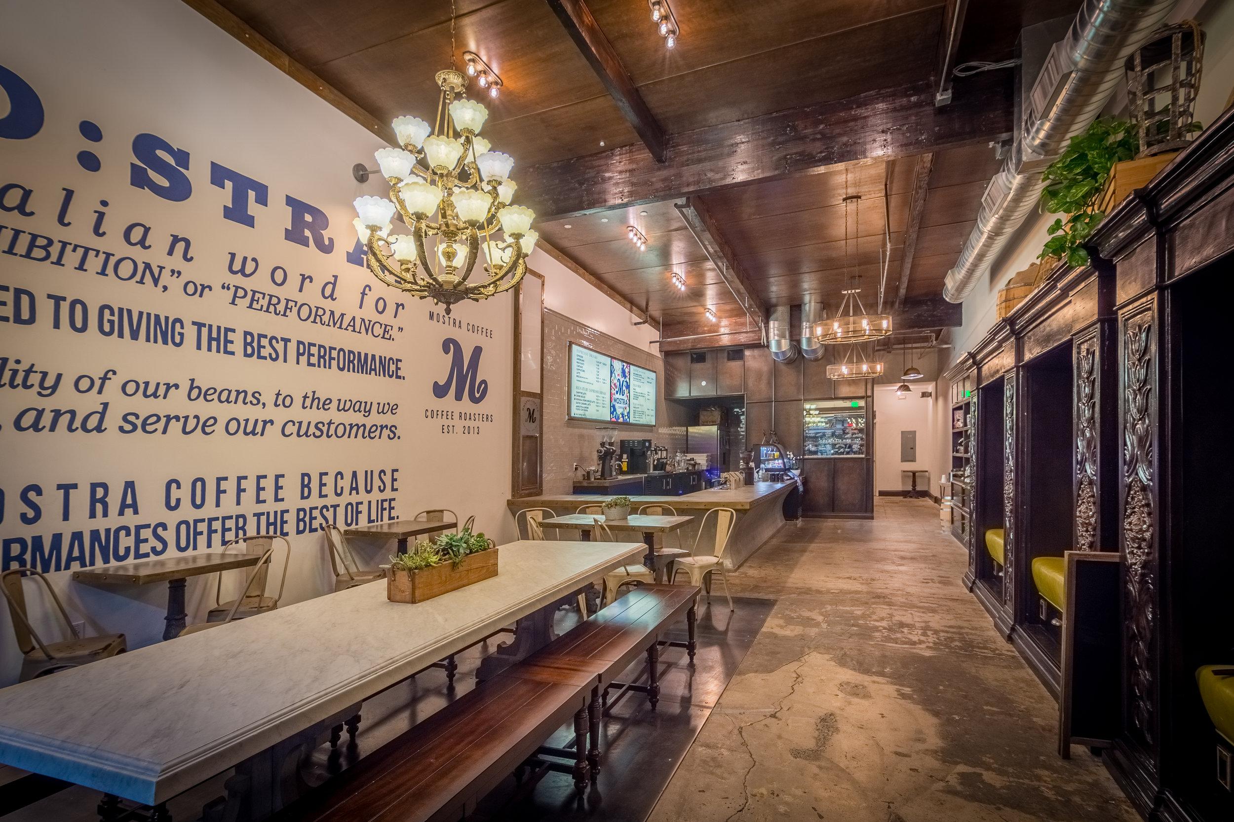 Mostra Retail Hours Mostra Coffee