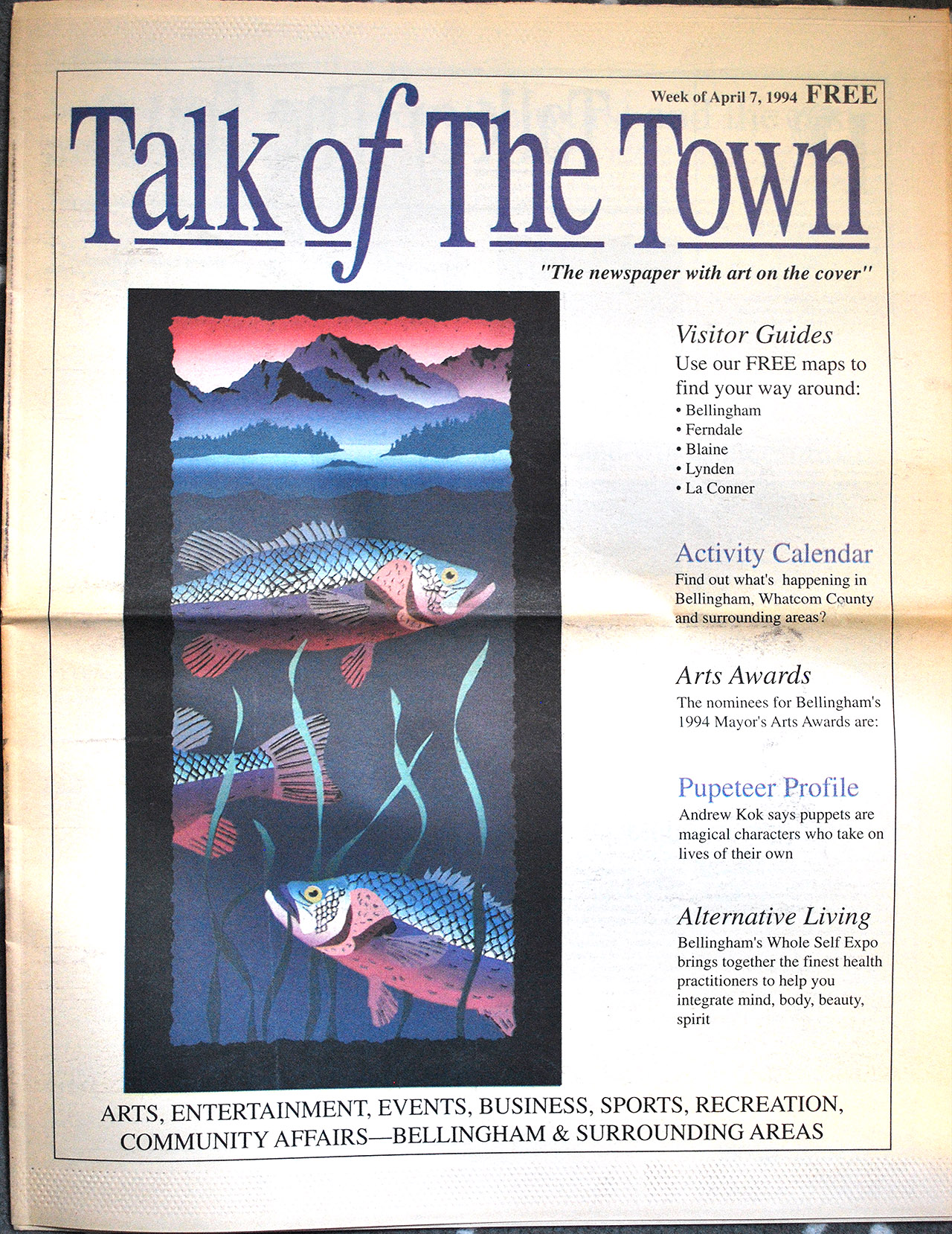 Talk of the Town Cover