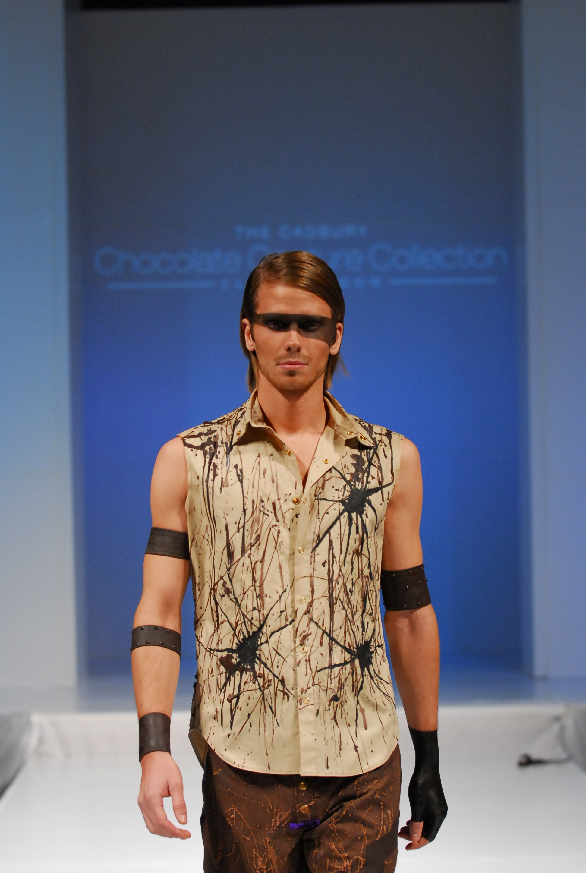 Cabbury Chocolate Couture Collection 2006