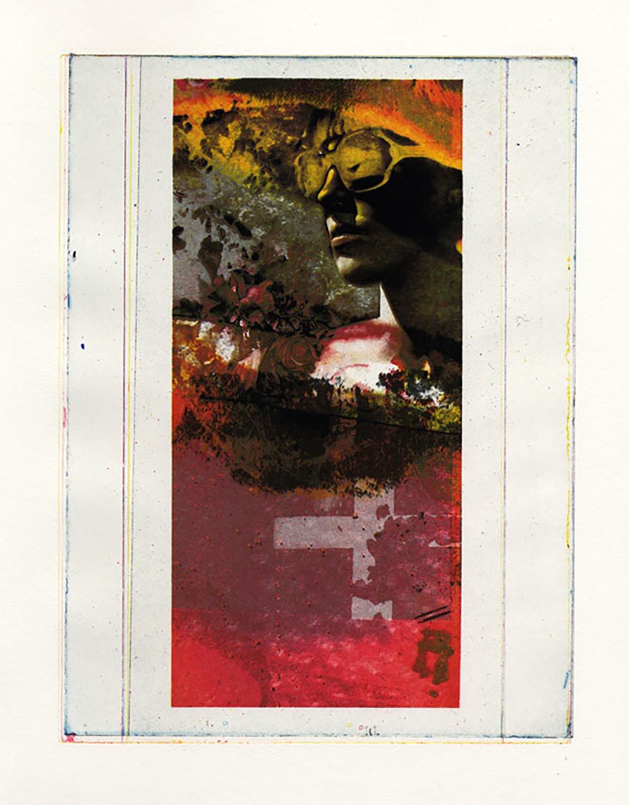 """Vision Aviators"" (4-Color Intaglio-Type, 9""x12"" 2006)"