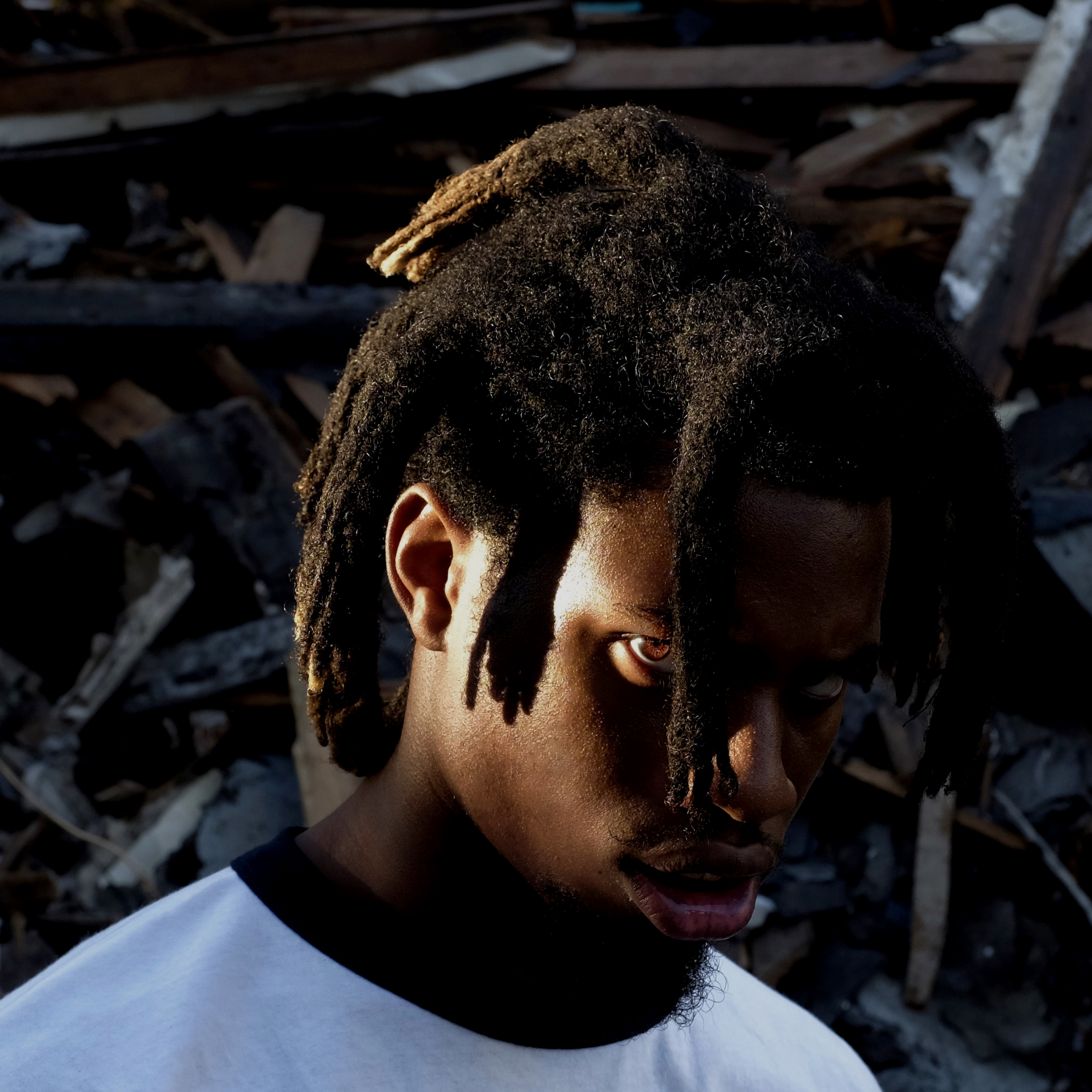 Denzel Curry for The Hundreds