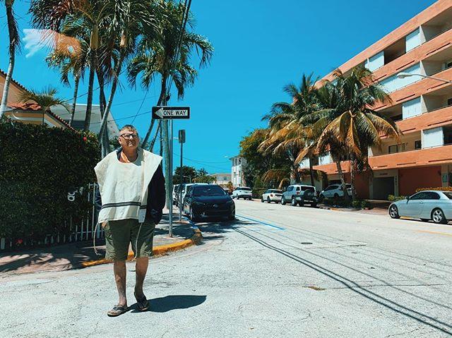 Chag Sameach from #MiamiBeach ✨