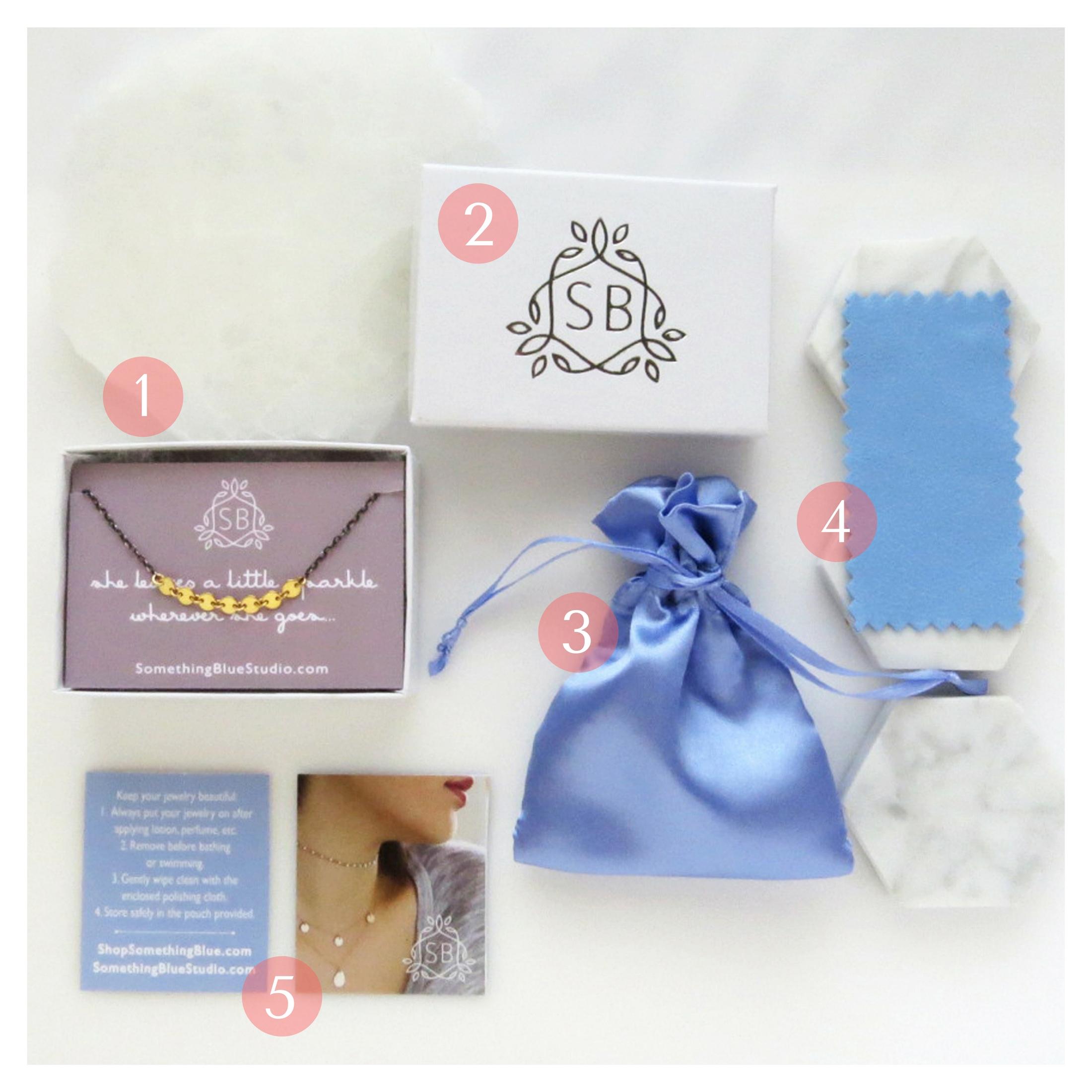 Studio Blue Packaging