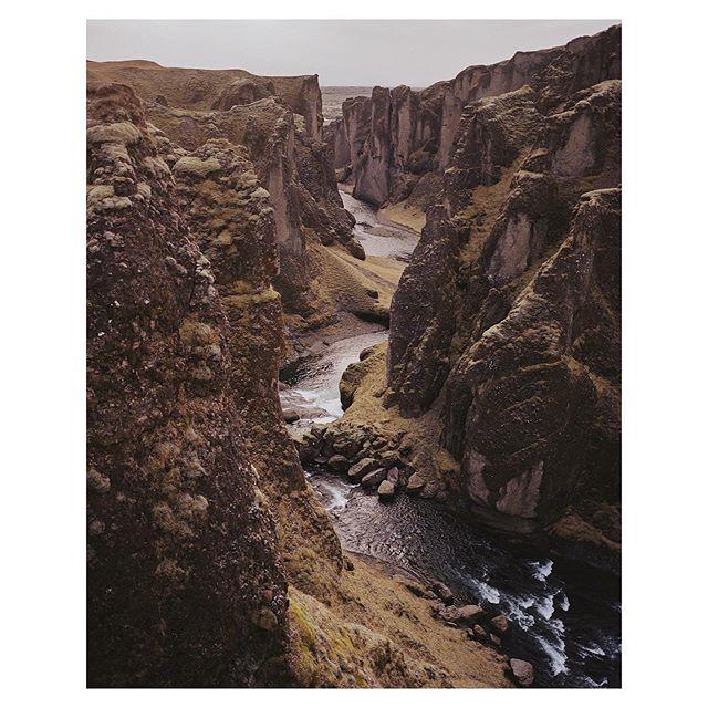 Iceland, 2018 #mamiya7ii #mediumformatfilm #kodakportra400