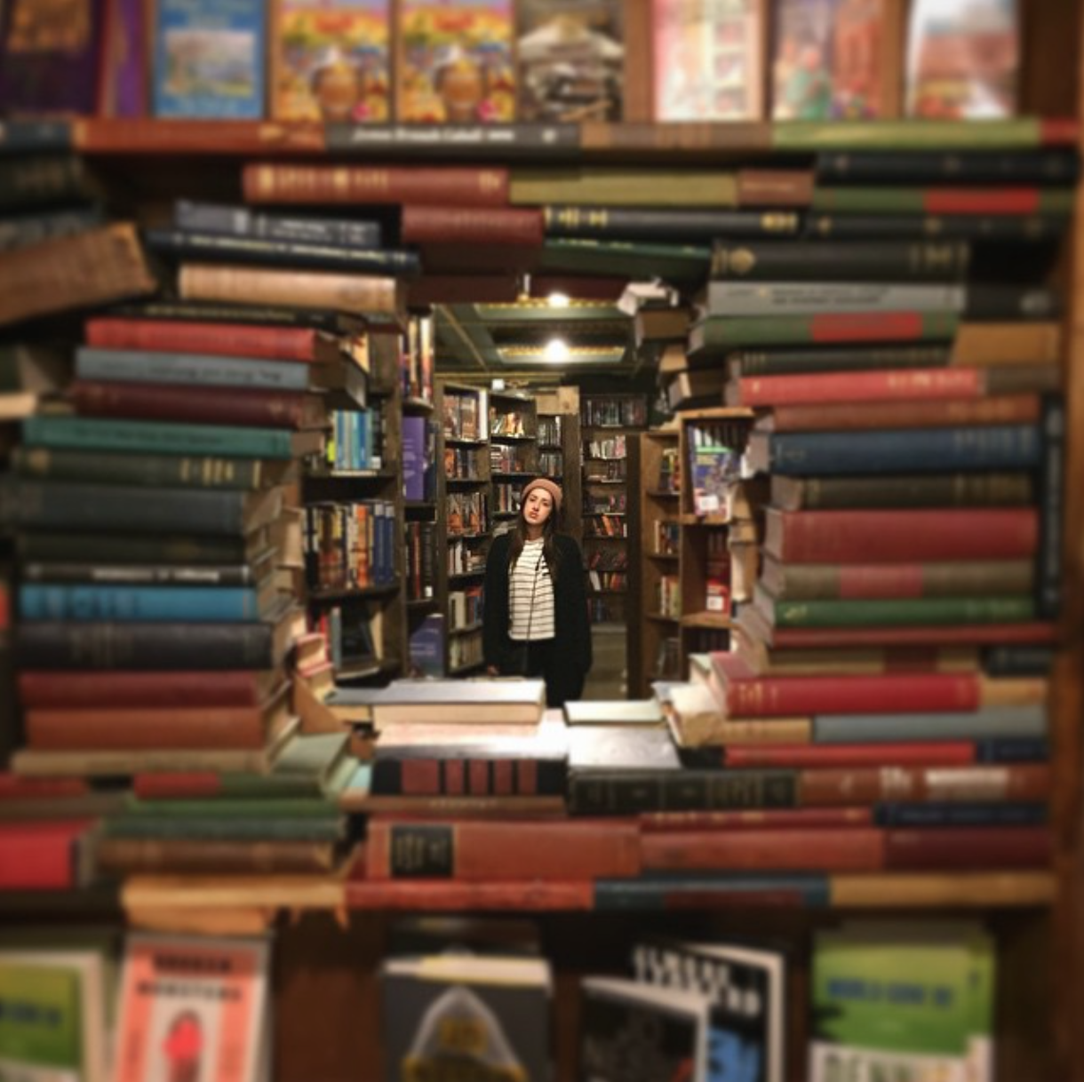 The Last Bookstore - Downtown, Los Angeles