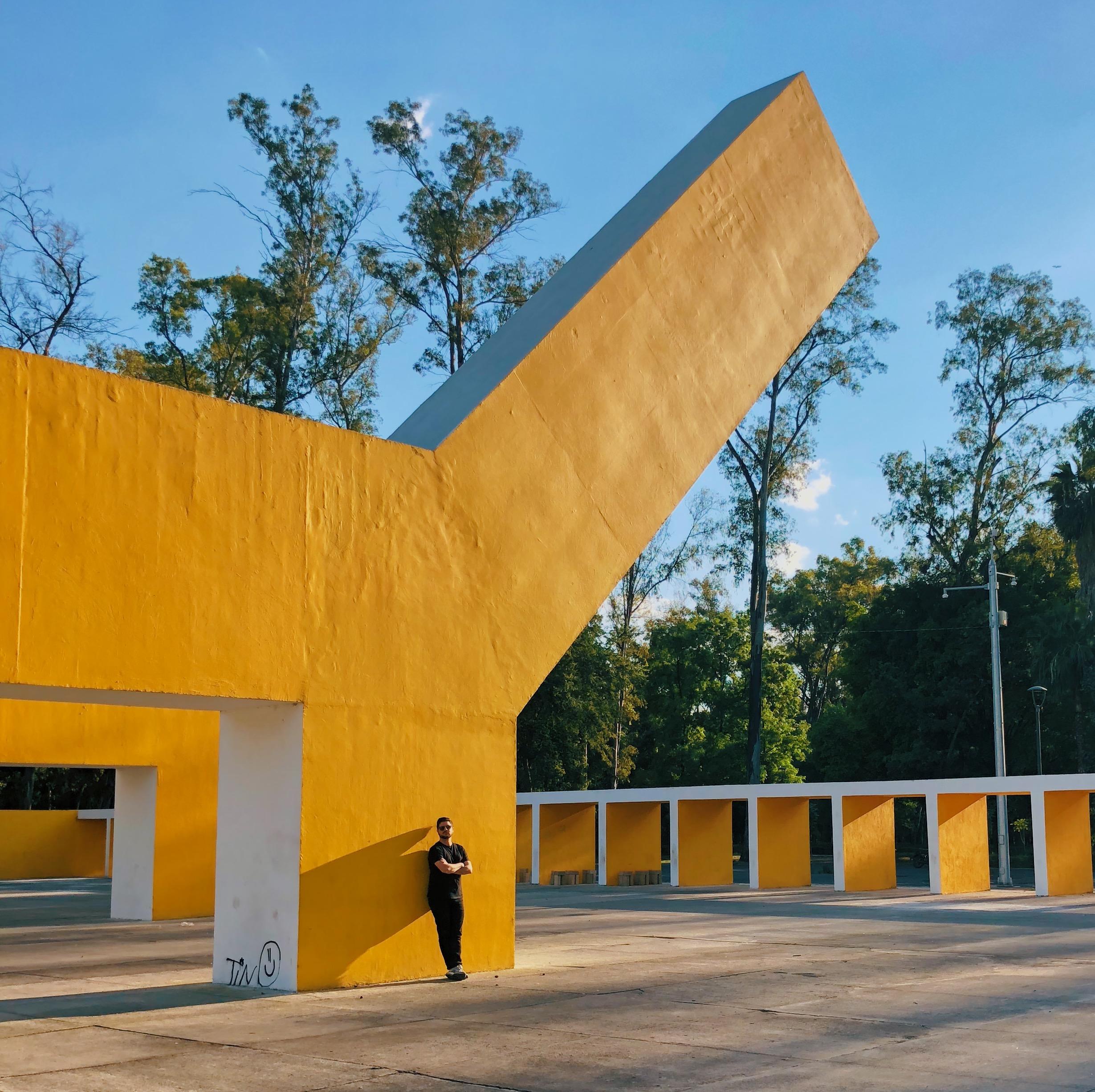 Las Pistolas /  Parque González Gallo in Guadalajara   —Fernando González Gortázar