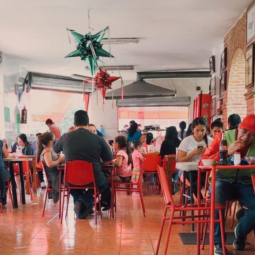 Tacos Miguelón / Santa Tere, Guadalajara — Photo sent by @herminiomenchaca