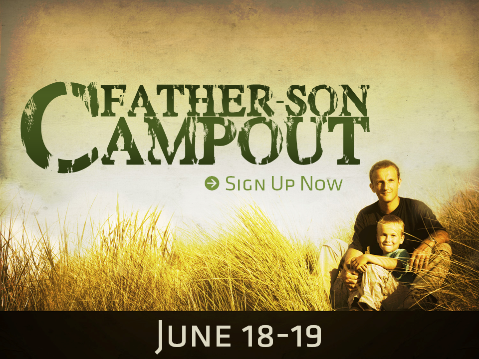 father-son-campout