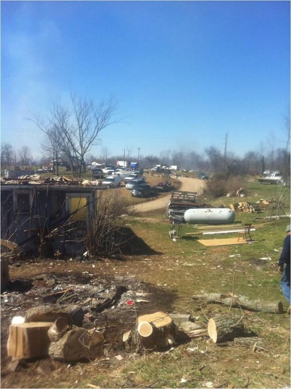 Tornado Disaster