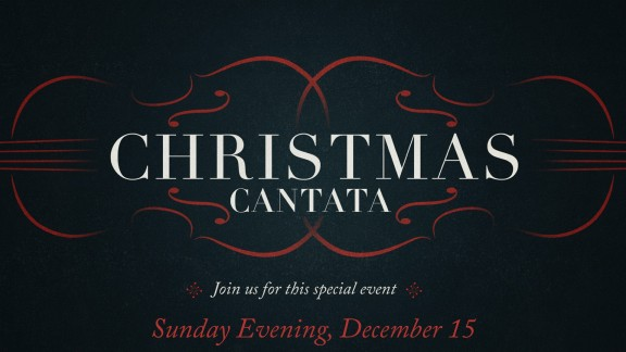 Christmas Cantata 2013