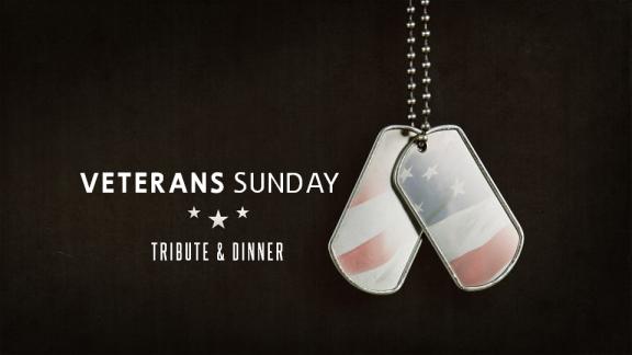 Veterans Tribute & Dinner