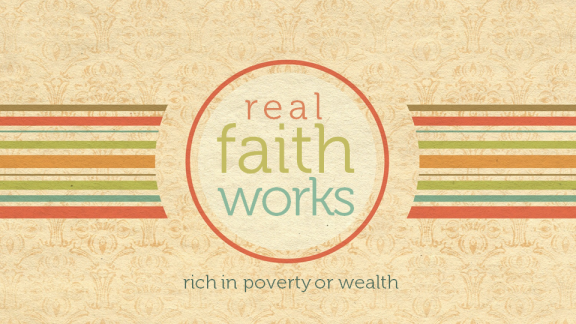 Rich in Poverty or Wealth