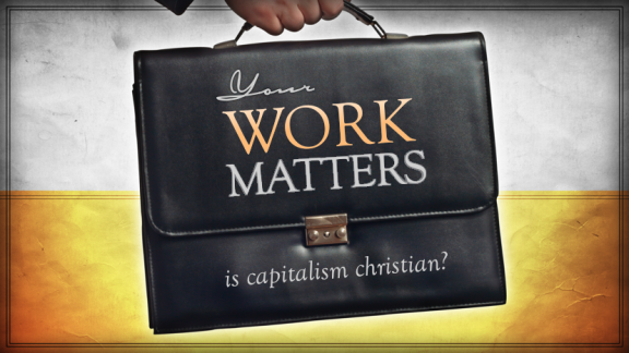 Is Capitalism Christian