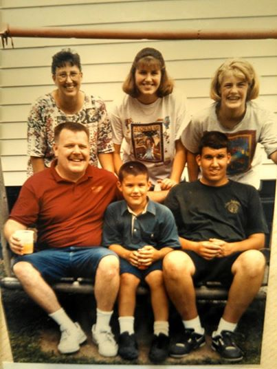 Pastor Doug and Karen Stein and family (1996)