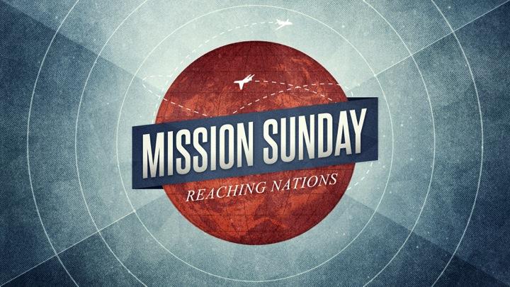 Mission Sunday on October 5