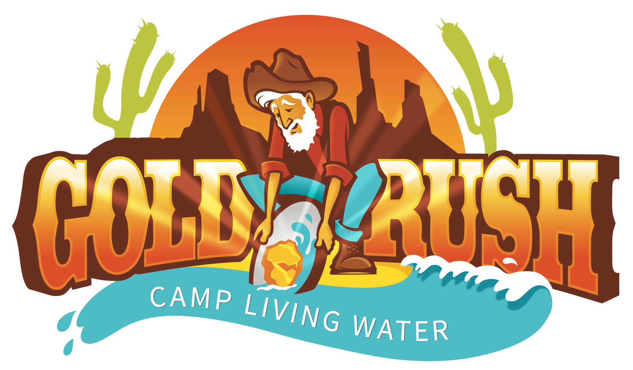 CAMP LIVING WATER THEME - 2017