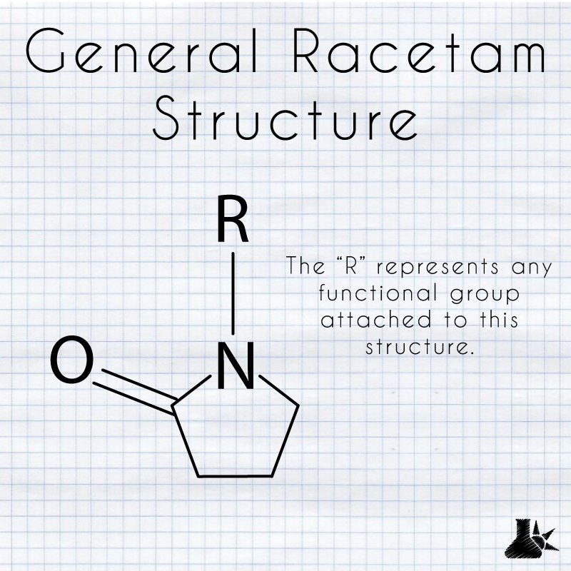 General racetam structure