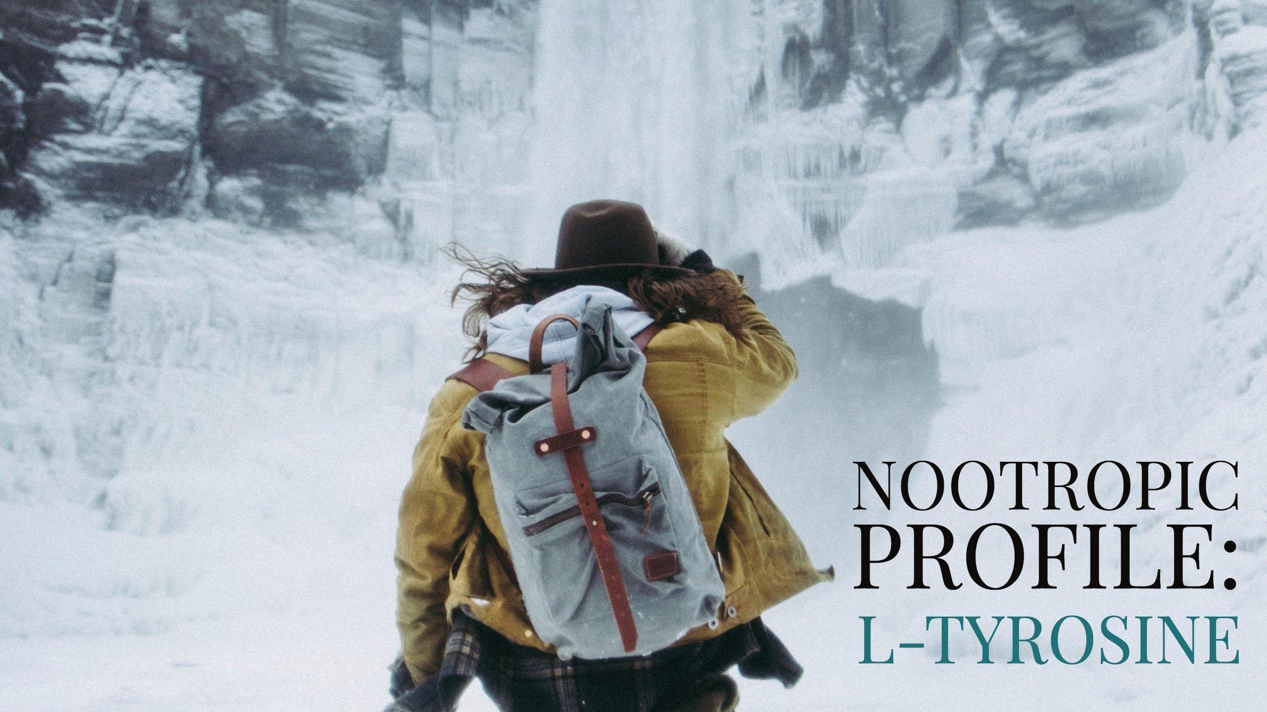nootropic l-tyrosine article