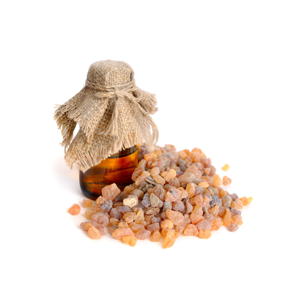 frankincense resin and oil