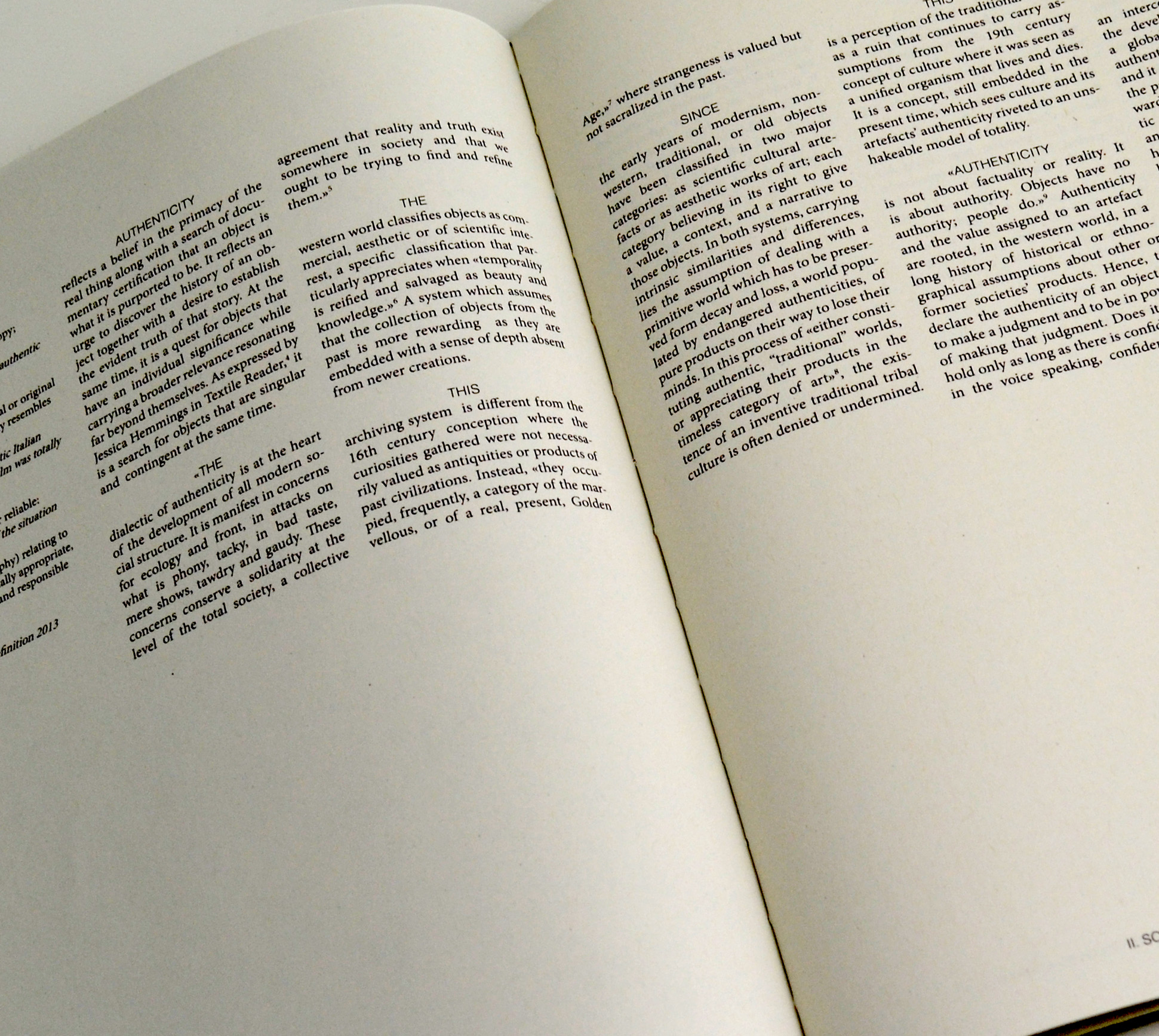 Soft Back Book