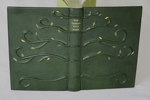 Traditional Fine Book Binding