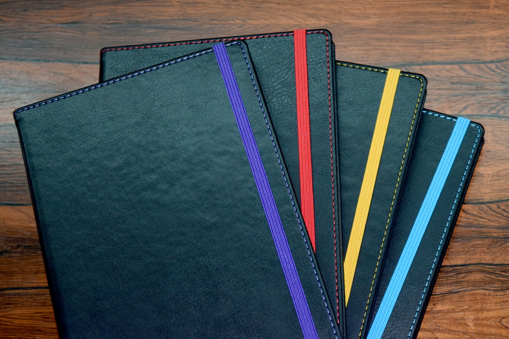 Colourful Branded Notebooks