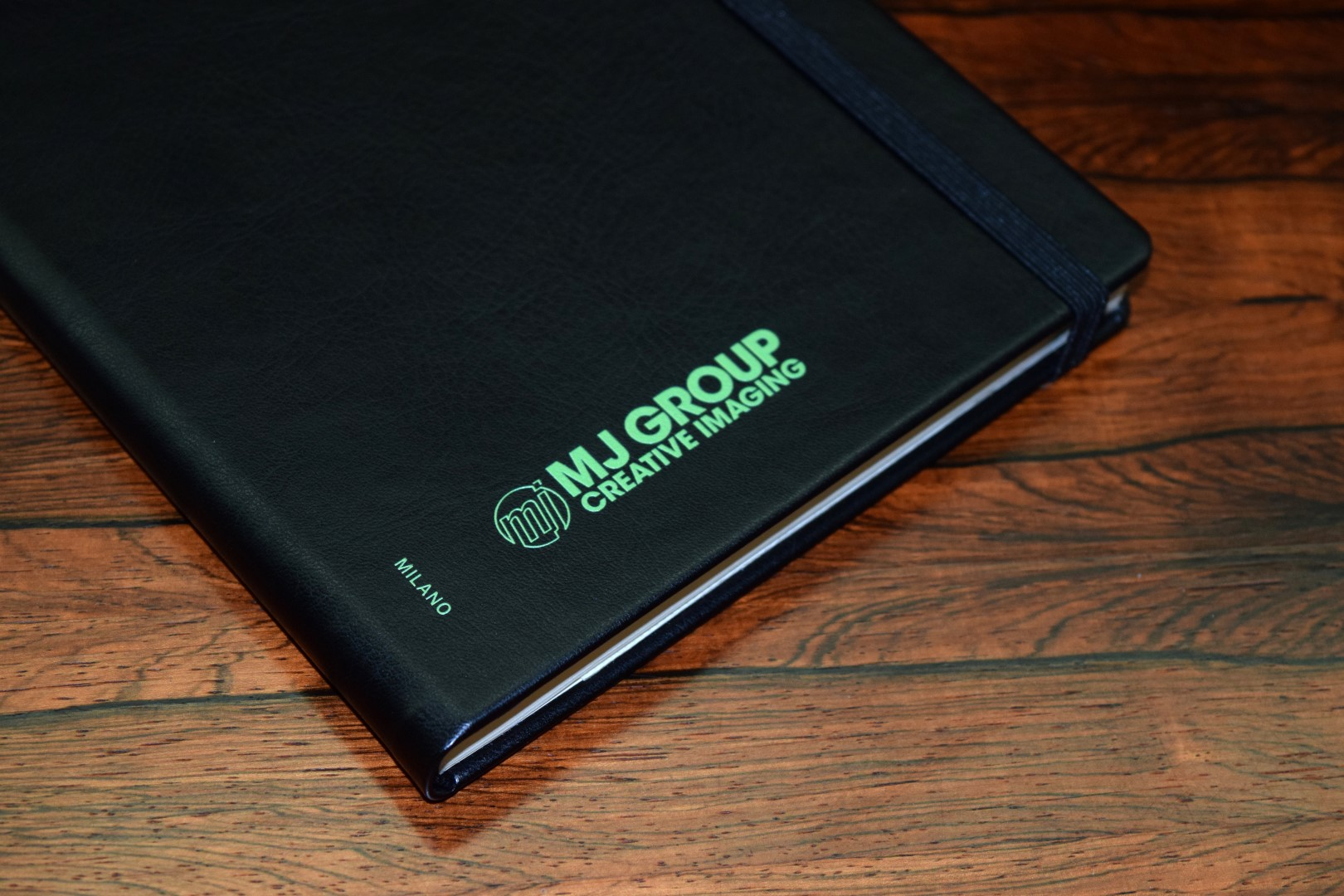 Milano Notebooks - Company Branded