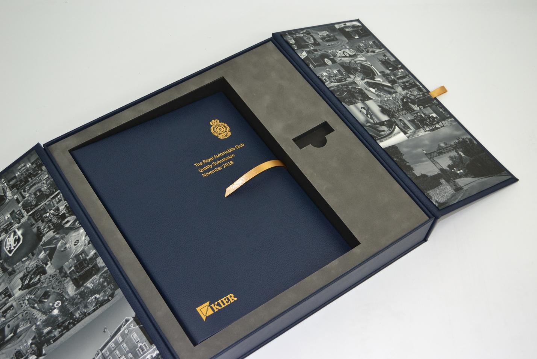 Presentation Box & Folders