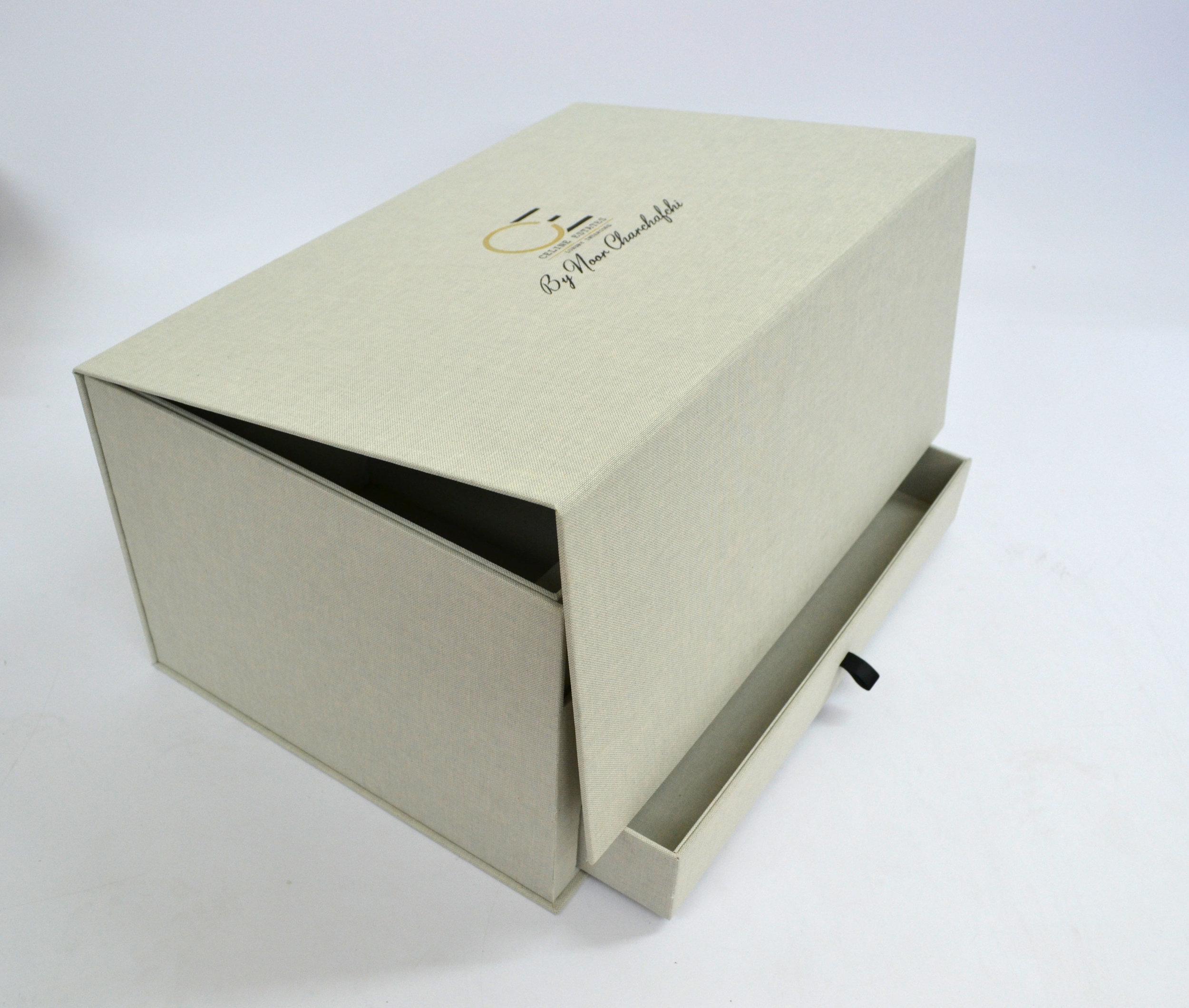 Luxury presentation box